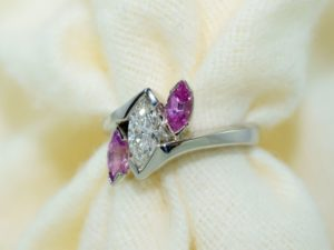 custom sapphire engagement rings winnipeg omori