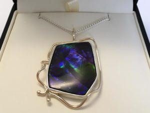 custom omori pendant winnipeg jewelry