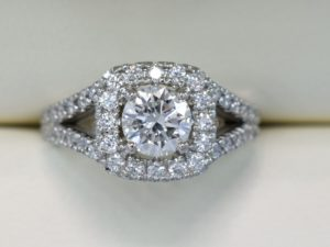 diamond ring winnipeg engagement