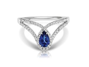 halo sapphire engagement rings winnipeg