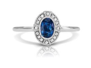 omori diamonds sapphire engagement rings winnipeg