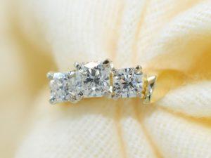 princess cut diamond ring winnipeg