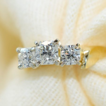 princess cut diamond ring winnipeg