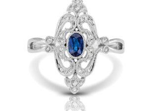 winnipeg engagement sapphire rings omori