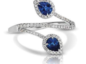 sapphire diamonds engagement rings winnipeg