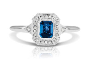 winnipeg sapphire engagement rings