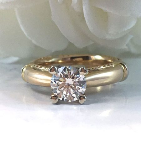 winnipeg vintage engagement rings