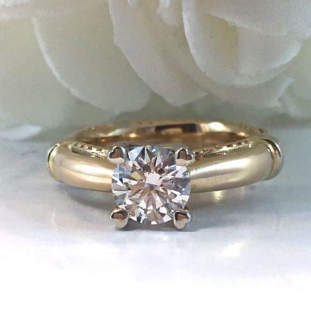 winnipeg vintage engagement rings