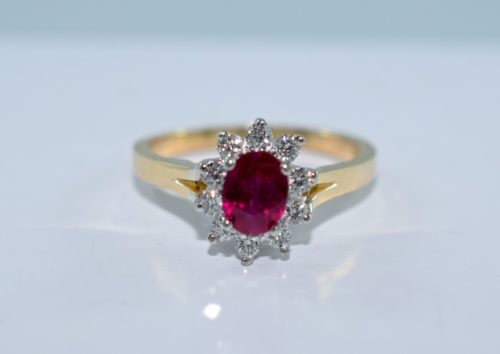 custom jewelry winnipeg ruby engagement rings