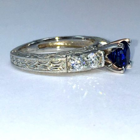 winnipeg vintage diamond engagement rings
