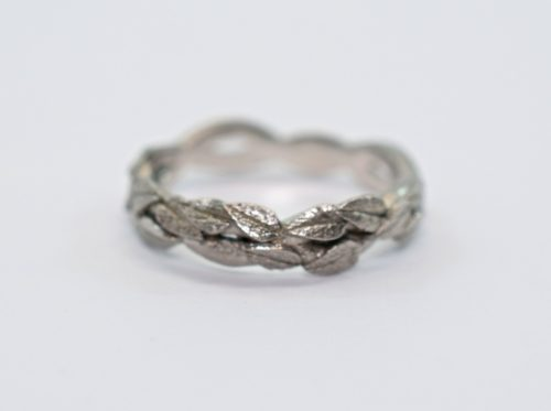 omori diamonds custom wedding ring