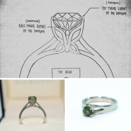 d9e2bfeb75 Create Your Own Ring In Winnipeg - Omori Diamonds