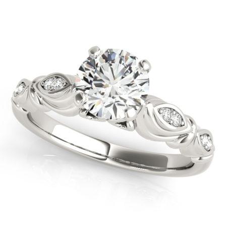 canada moissanite engagement rings