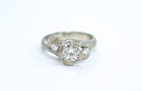 omori diamonds custom engagement rings