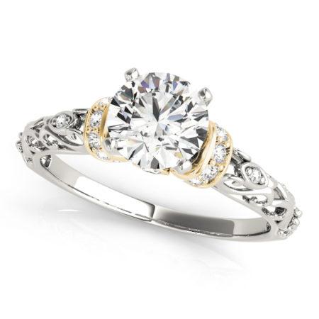 vintage moissanite engagement rings winnipeg