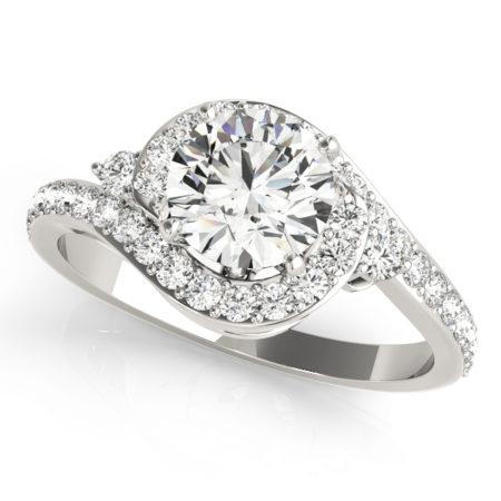 Moissanite Engagement Rings Winnipeg - Omori Diamonds
