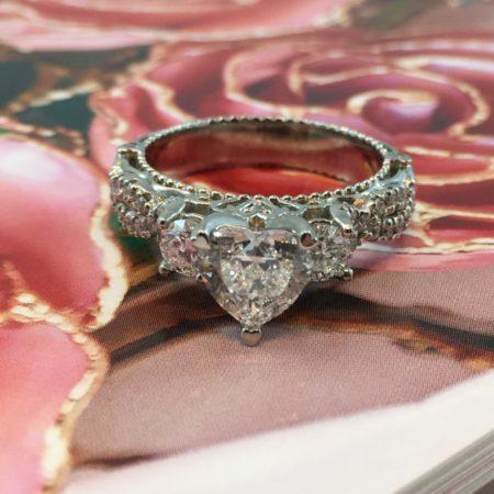 73f1338866 Winnipeg Engagement Ring Journal #31: Heart Shaped Diamond ...