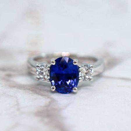best sapphire rings winnipeg