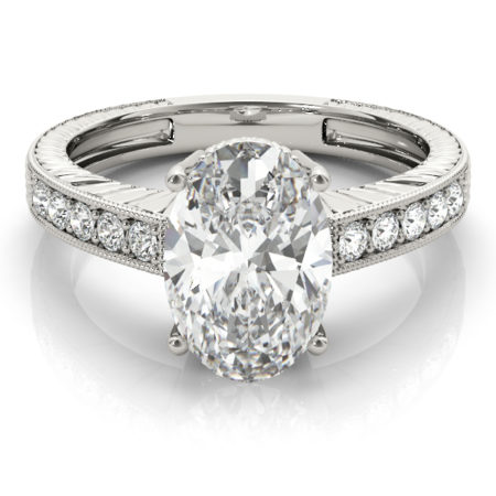 1faaef523ab96 Oval Diamond Engagement Rings - Omori Diamonds