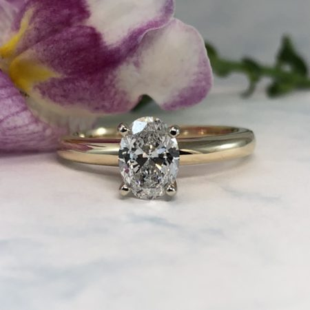 solitaire engagement rings in winnipeg