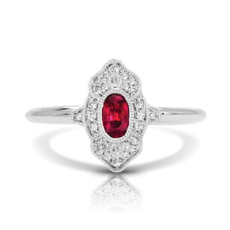 vintage ruby engagement rings winnipeg