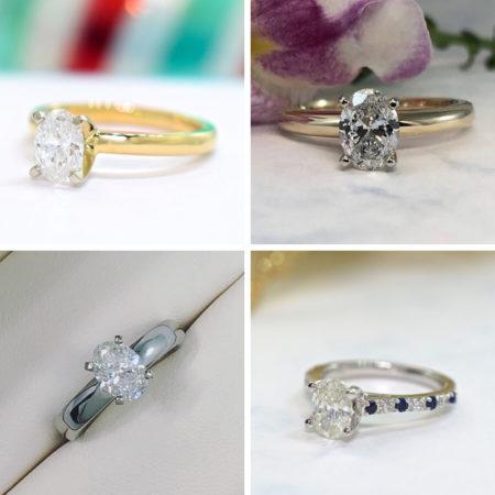 oval diamond rings winnipeg