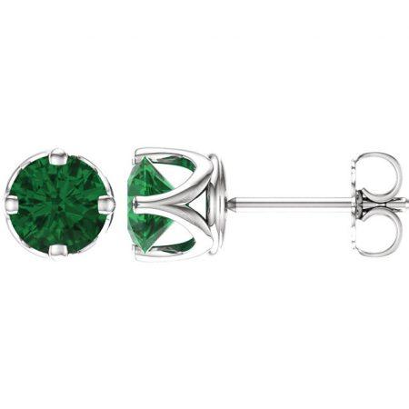 emerald earrings winnipeg
