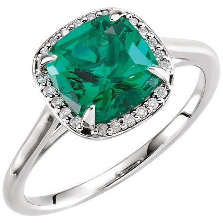 emerald engagement rings winnipeg