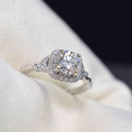 unique diamond rings