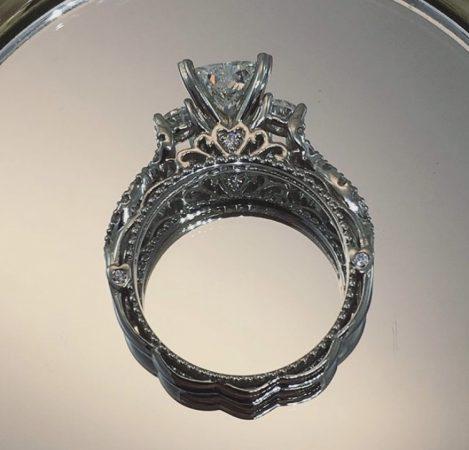 Vintage Engagement Rings Canada Omori Diamonds
