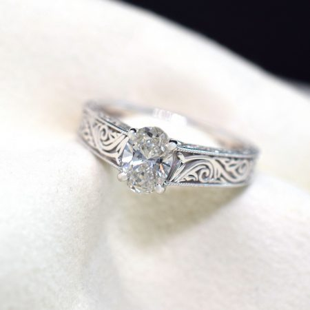 omori diamonds vintage engagement rings in canada