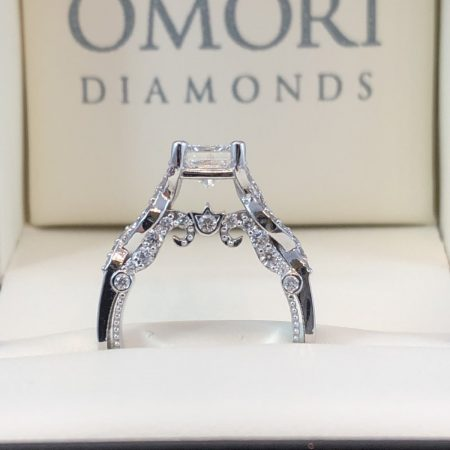 princess cut engagement rings winnipeg manitoba
