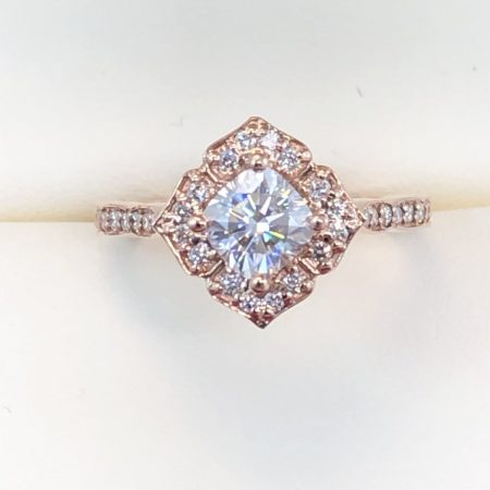 Vintage Engagement Rings Canada , Omori Diamonds