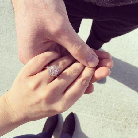 winnipeg sapphire custom engagement rings