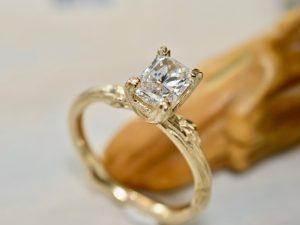 radiant cut engagement ring winnipeg