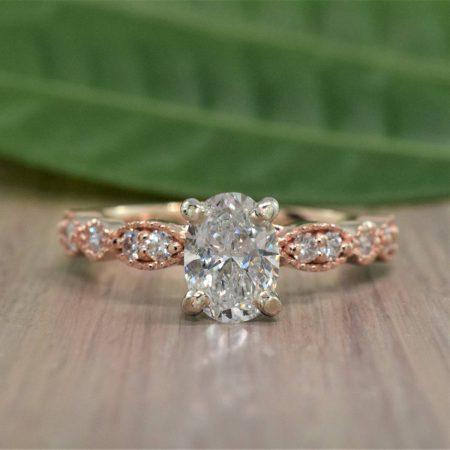 oval diamond custom jewelry winnipeg