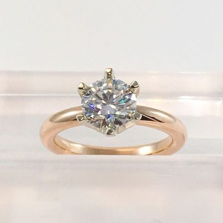 solitaire engagement ring style winnipeg