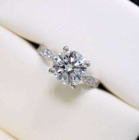 unique diamond rings in winnipeg