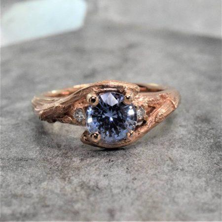 nature inspired custom jewelry winnipeg